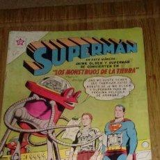 Tebeos: SUPERMAN NOVARO Nº 315 MUY DIFÍCIL. Lote 125217079