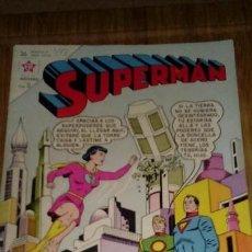 Tebeos: SUPERMAN NOVARO Nº 413. Lote 125222331