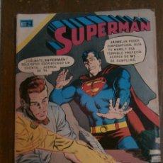 Tebeos: SUPERMAN # 845 JAIME OLSEN NOVARO MEXICO 1972. Lote 125821535