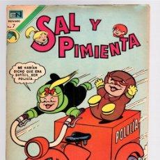 BDs: SAL Y PIMIENTA. Nº 99. 29 DE ENERO DE 1973. Lote 125904847
