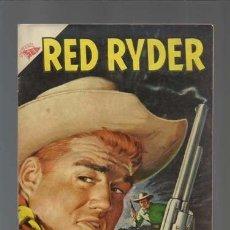 Tebeos: RED RYDER 6, 1955, NOVARO, MUY BUEN ESTADO. Lote 125958335