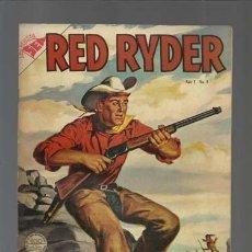Tebeos: RED RYDER 4, 1955, NOVARO, MUY BUEN ESTADO. Lote 125958447