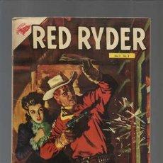 Tebeos: RED RYDER 3, 1955, NOVARO, MUY BUEN ESTADO. Lote 125958551