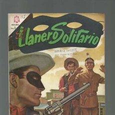 Tebeos: EL LLANERO SOLITARIO 157, 1965, NOVARO, MUY BUEN ESTADO. Lote 126088667