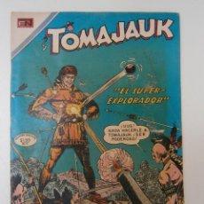 Tebeos: TOMAJAUK N° 176 - ORIGINAL EDITORIAL NOVARO. Lote 126160255