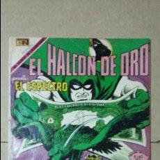 Tebeos: EL HALCÓN DE ORO N° 140 - ORIGINAL EDITORIAL NOVARO. Lote 126164767