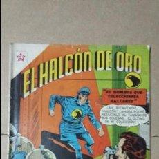 Tebeos: EL HALCÓN DE ORO N° 7 - ORIGINAL EDITORIAL NOVARO. Lote 126165267