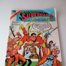 Tebeos: ANTIGUO COMICS SUPERMAN. SHAZAM. NOVARO. SERIE AGUILA. NUM. 2-1139.. Lote 126167923