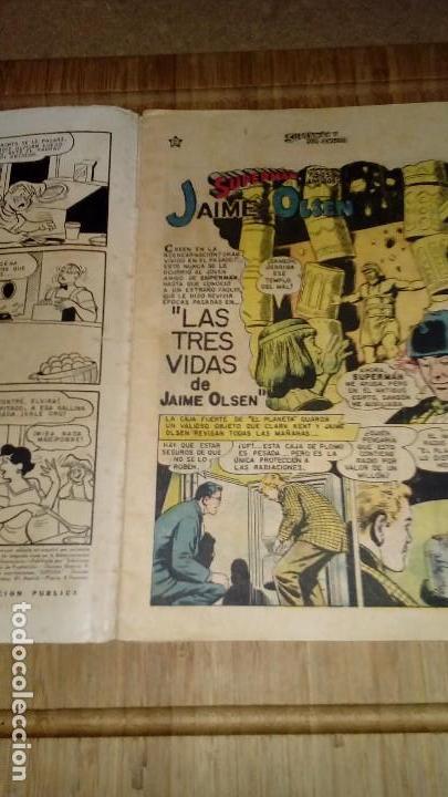 Tebeos: Superman y sus amigos Nº 23 Novaro - Foto 3 - 126182911