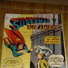 Tebeos: SUPERMAN Y SUS AMIGOS Nº 23 NOVARO. Lote 126182911