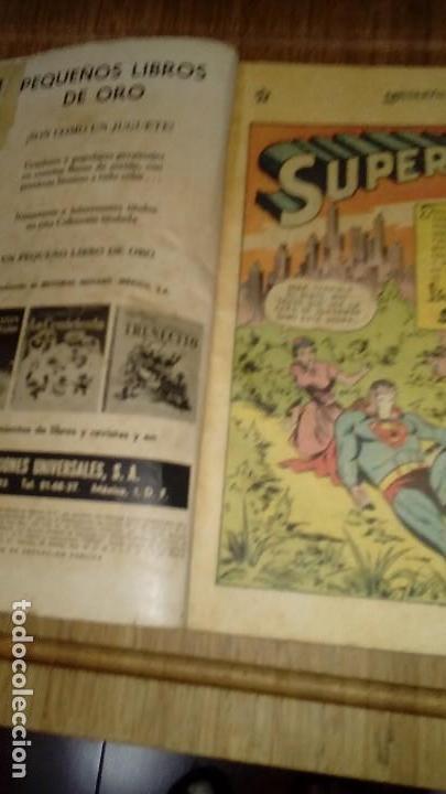 Tebeos: Superman Extraordinario 1 Septiembre 1959 Novaro - Foto 3 - 126186731