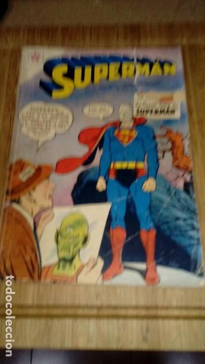 SUPERMAN EXTRAORDINARIO 1 SEPTIEMBRE 1959 NOVARO (Tebeos y Comics - Novaro - Superman)