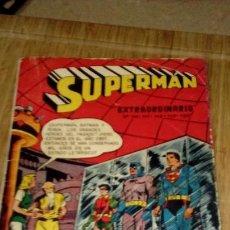 Tebeos: SUPERMAN EXTRAORDINARIO CON Nº 146-147-148-149-150. Lote 126192103