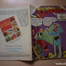 Tebeos: SUPERMAN - NÚMERO 235 - AÑO 1960 - NOVARO. Lote 126293683