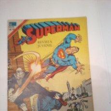 Tebeos: SUPERMAN - NOVARO - SERIE AGUILA - NUMERO 2 - 1134 - BE - GORBAUD. Lote 126591691