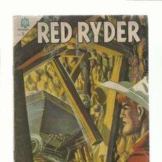 Tebeos: RED RYDER 142, 1966, NOVARO, BUEN ESTADO. Lote 126712615