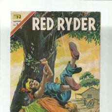 Tebeos: RED RYDER 164, 1967, NOVARO, MUY BUEN ESTADO. Lote 126712975