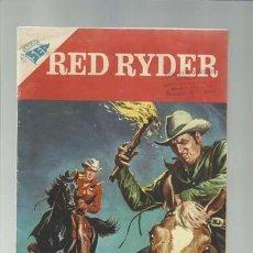 Tebeos: RED RYDER 35, 1957, NOVARO, MUY BUEN ESTADO. Lote 126713215