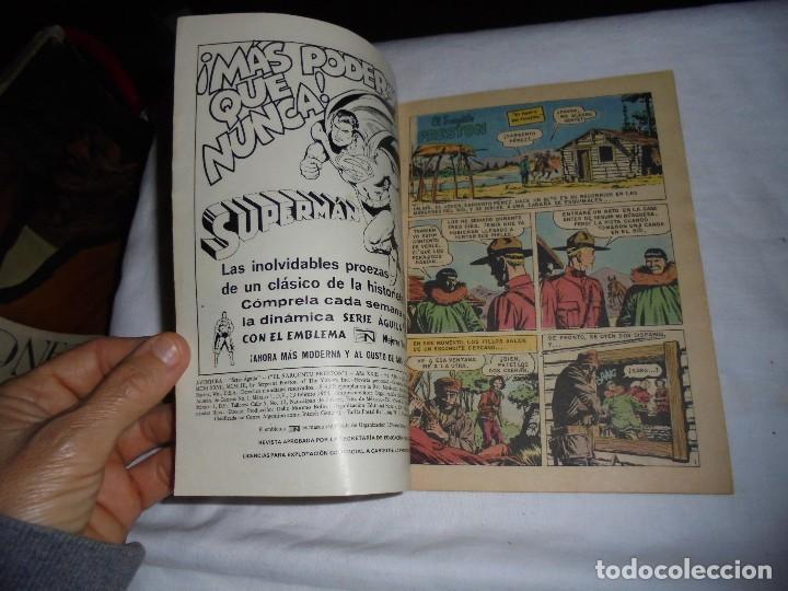 Tebeos: NOVARO AVENTURA SERIE AGUILA EL SARGENTO PRESTON Nº 2-861. - Foto 2 - 126730947