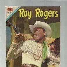 Tebeos: ROY ROGERS 217, 1970, NOVARO, MUY BUEN ESTADO. Lote 126737503