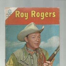 Tebeos: ROY ROGERS 165, 1966, NOVARO. Lote 126737983