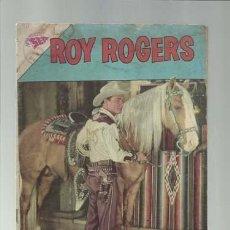 Tebeos: ROY ROGERS 131, 1963, NOVARO, USADO. Lote 126738151