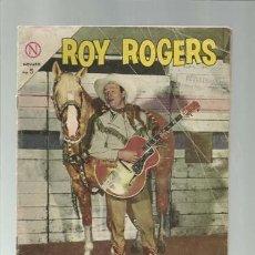 Tebeos: ROY ROGERS 139, 1964, NOVARO. Lote 126738271