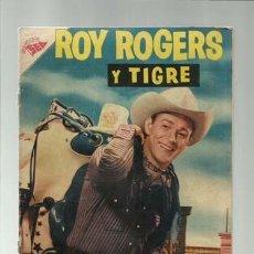 Tebeos: ROY ROGERS 47, 1956, NOVARO, BUEN ESTADO. Lote 126740111