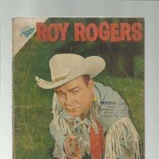 BDs: ROY ROGERS 61, 1957, NOVARO, BUEN ESTADO. Lote 126740607