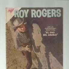 Tebeos: ROY ROGERS 74, 1958, NOVARO, USADO. Lote 126741159