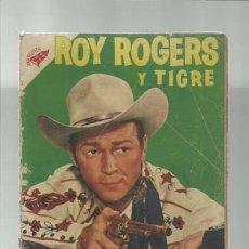 Tebeos - Roy Rogers 48, 1956, Novaro, - 126741419