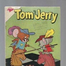 Tebeos: TOM Y JERRY 188, 1962, NOVARO, MUY BUEN ESTADO. Lote 126752487