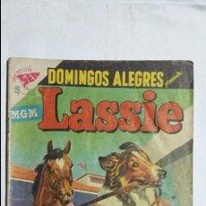 Tebeos: LASSIE - DOMINGOS ALEGRES N° 224 - ORIGINAL EDITORIAL NOVARO. Lote 126757111