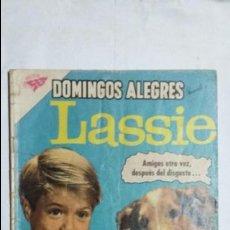 Tebeos: LASSIE! - DOMINGOS ALEGRES N° 335 - ORIGINAL EDITORIAL NOVARO. Lote 126757323