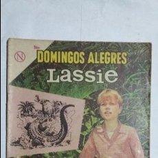 Tebeos: LASSIE! - DOMINGOS ALEGRES N° 508 - ORIGINAL EDITORIAL NOVARO. Lote 126757455