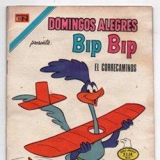 Tebeos: DOMINGOS ALEGRES # 1124 NOVARO AGUILA 1976 BIP BIP EL CORRECAMINOS ELMER BUGS IMPECABLE DE EDITORIAL. Lote 126764671