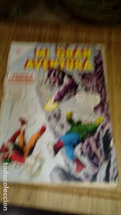 MI GRAN AVENTURA Nº 36 MUY DIFÍCIL (Tebeos y Comics - Novaro - Sci-Fi)
