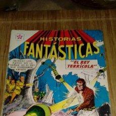Tebeos: HISTORIAS FANTASTICAS Nº 30 MUY DIFÍCIL.. Lote 126894183