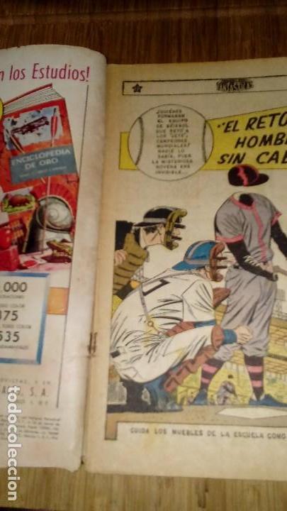 Tebeos: Historias Fantasticas Nº 79 Difícil. - Foto 3 - 126895103