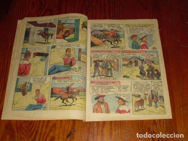 Tebeos: GENE AUTRY - NOVARO Nº 49- 1958 - - Foto 4 - 126895659
