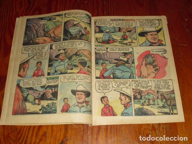 Tebeos: GENE AUTRY - NOVARO Nº 49- 1958 - - Foto 5 - 126895659