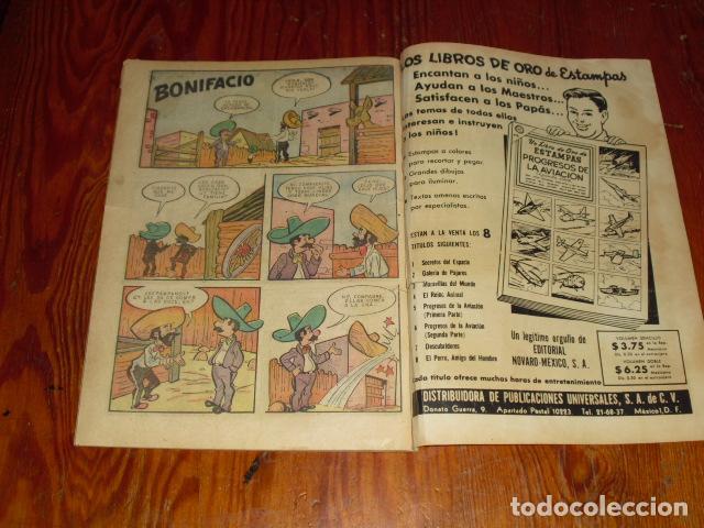 Tebeos: GENE AUTRY - NOVARO Nº 49- 1958 - - Foto 6 - 126895659