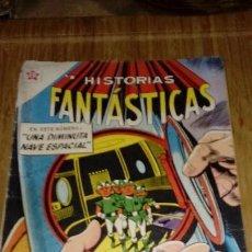 Tebeos: HISTORIAS FANTASTICAS Nº 19 MUY DIFÍCIL.. Lote 126897599