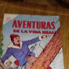 Tebeos: AVENTURAS DE LA VIDA REAL Nº 101. Lote 126898043