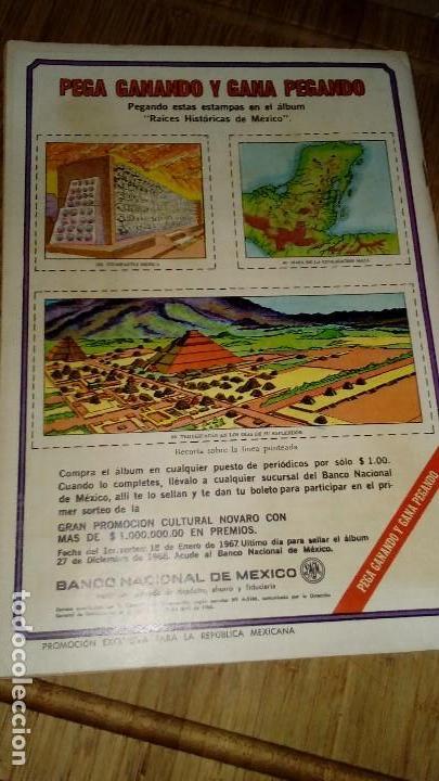 Tebeos: Aventura Nº 457 TUROK Muy Difícil NOVARO - Foto 2 - 126975355