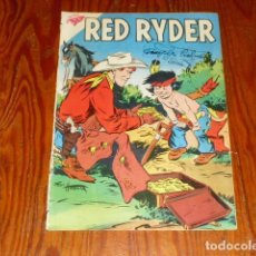 Tebeos: RED RYDER . NOVARO Nº 51 - 1959 -. Lote 126984699