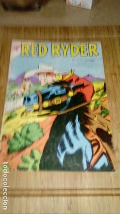 RED RYDER Nº 53 (Tebeos y Comics - Novaro - Red Ryder)