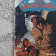 Tebeos: EL LLANERO SOLITARIO Nº 107,1961, PROCEDENTE DE ENCUADERNACION,VER FOTO,NOVARO. Lote 127195323