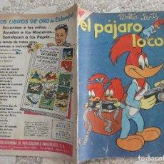Tebeos: EL PAJARO LOCO,Nº 177,1960, PROCEDENTE DE ENCUADERNACION,VER FOTO,NOVARO,. Lote 127206495