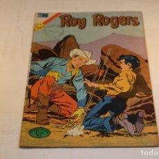 Tebeos: ROY ROGERS 281, OCTUBRE 1972, NOVARO, BUEN ESTADO.. Lote 127246595